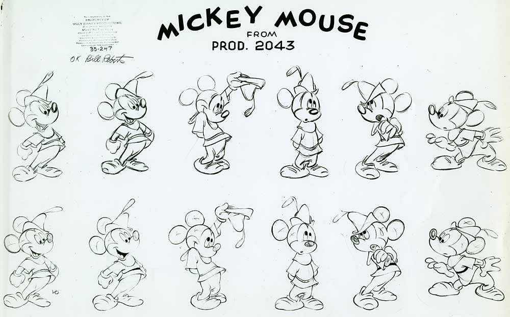 disney Archives - AnimationResources.org - Serving the Online ...