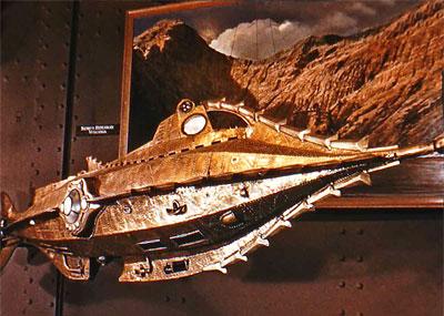 Harper Goff Nautilus
