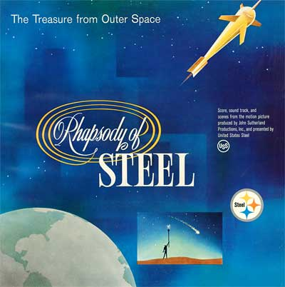 John Sutherland Rhapsody of Steel