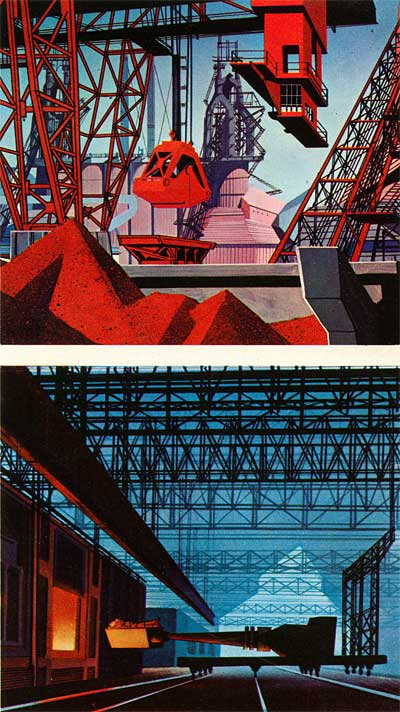 John Sutherland Rhapsody of Steel
