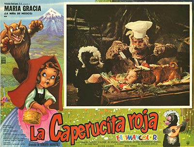 Mexican Lobby Cards
