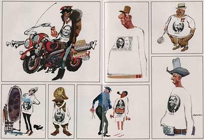 Erich Sokol Playboy Cartoons