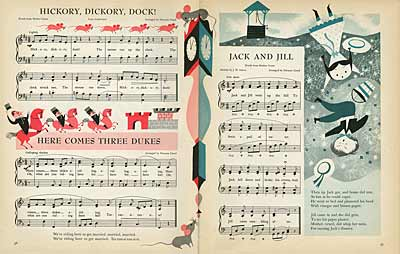 Mary Blair Song Book