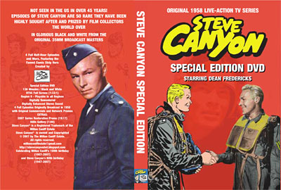 Milton Caniff Steve Canyon