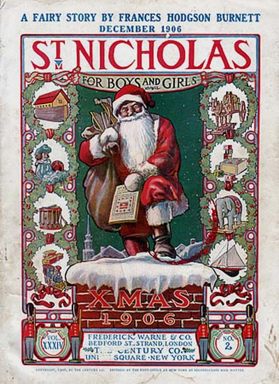 St Nicholas Magazine Reginald Birch
