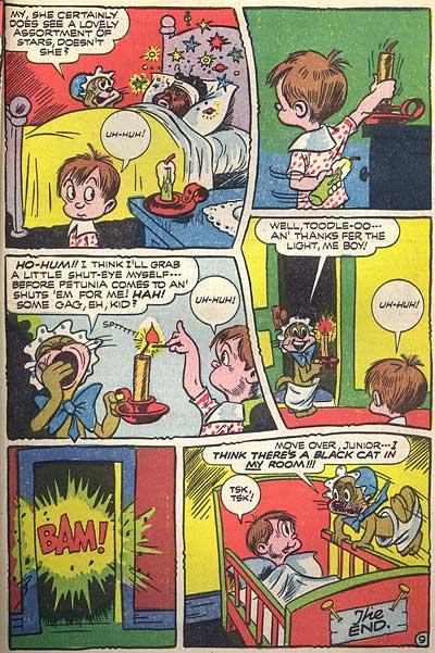 Dan Gordon Superkat Comics