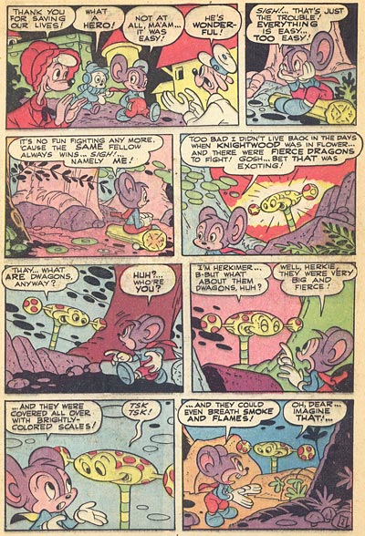 Milt Stein's Supermouse