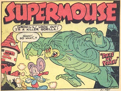 Milt Stein's Supermouse