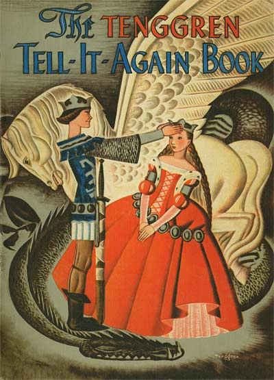 Gustaf Tenggren Tell It Again Book