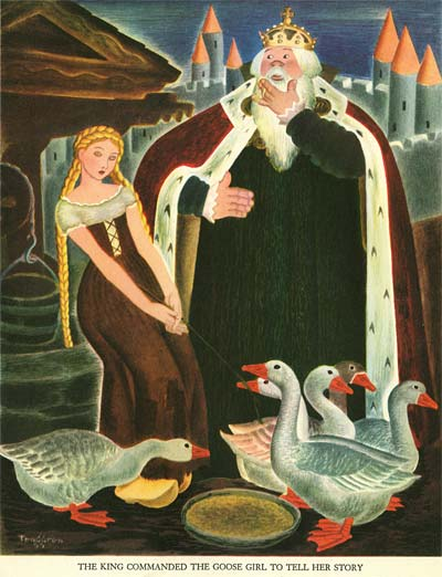Gustaf Tenggren Tell It Again Book