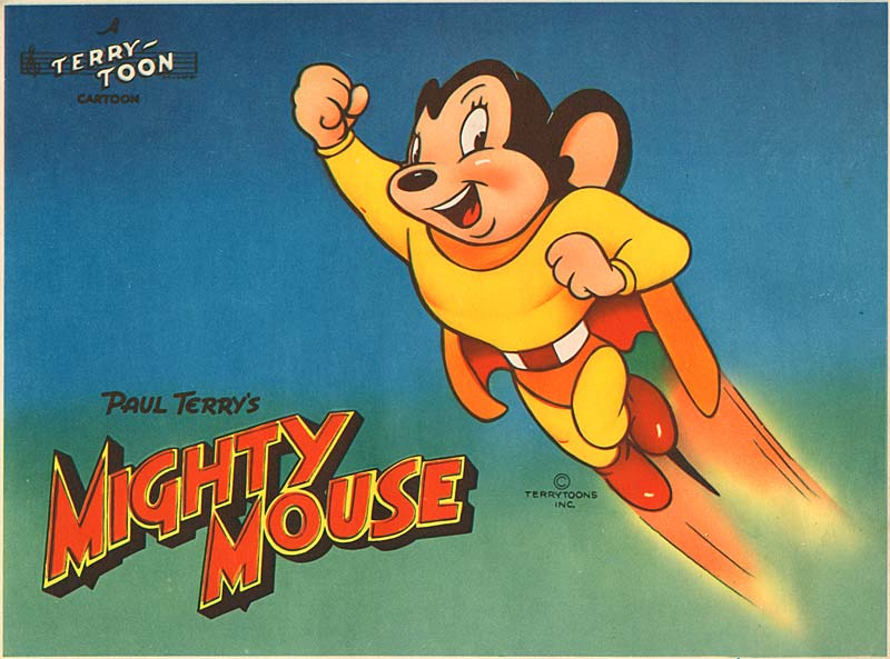 Animation Terrytoons Studio Tour 1939