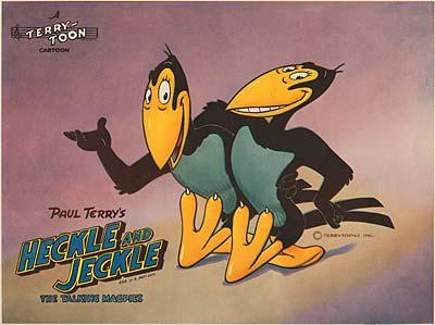 Terrytoons Lobby Card