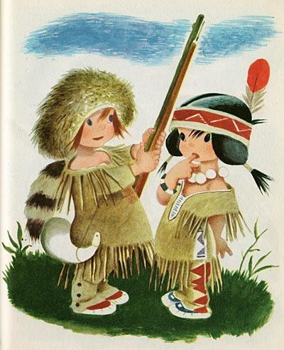 Tenggren Little Trapper