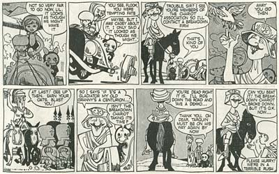 Trog's Rufus and Flook