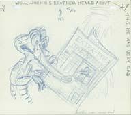 Jim Tyer Storyboard