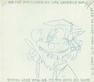 Jim Tyer Storyboard
