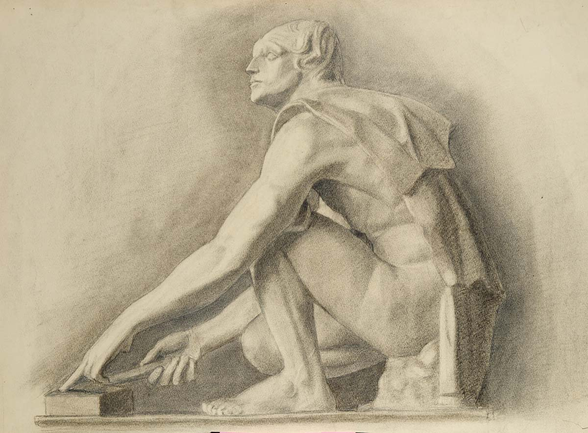 Exhibit: Carlo Vinci's Student Life Drawing - AnimationResources org