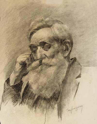 Carlo Vinci Life Drawing