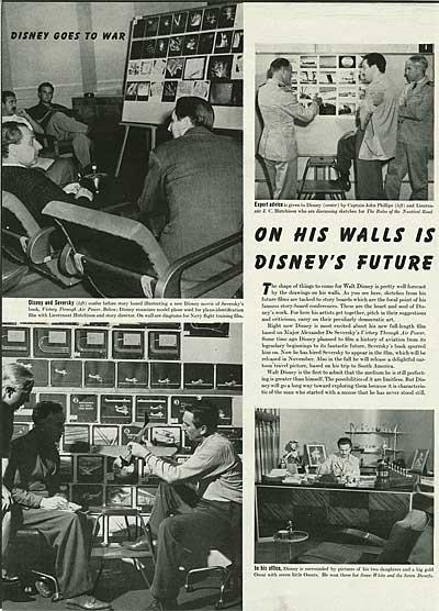 Walt's War