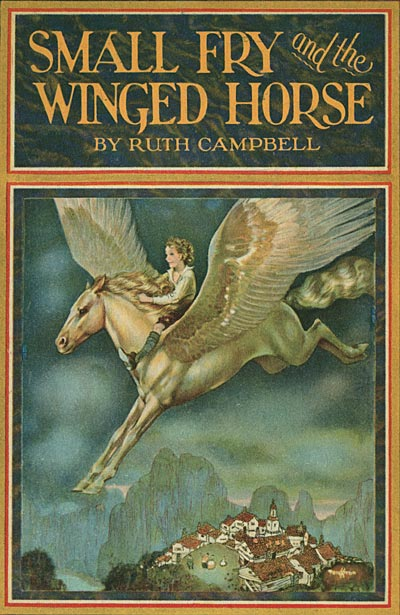 Gustaf Tenggren Small Fry and the Winged Horse