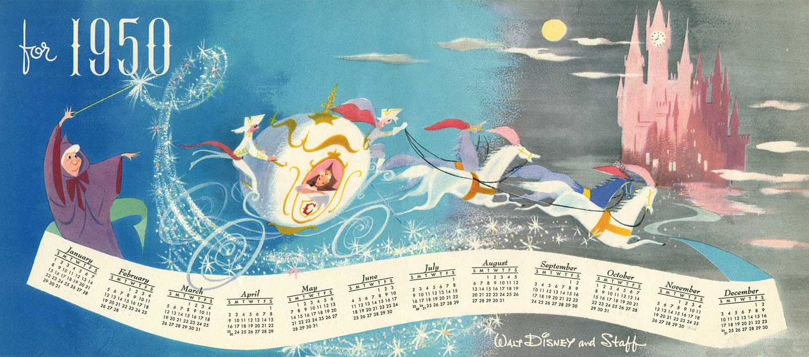 50s disney xmas cards - Photo Xmas Cards