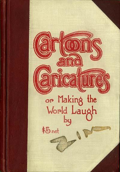 Order The Zim Book on Cartooning